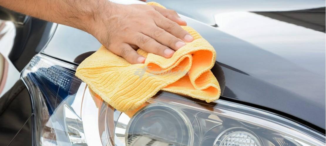 Как мыть машину дома