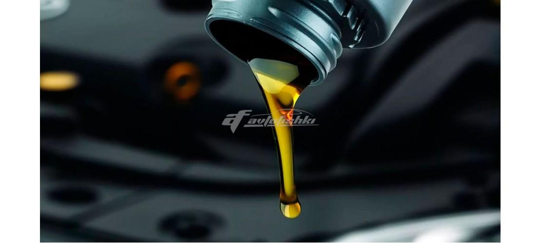 Жидкости которые надо менять в автомобиле