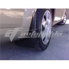 Брызговики для Chevrolet Lacetti Sedan (седан) (задние) 2003-... Lada Locker
