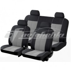 Чехлы на сиденья для Renault Megane III раздельный