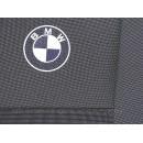 Чехлы на сиденья для BMW 3 Series (E46)  c 1998-2006 г цельная