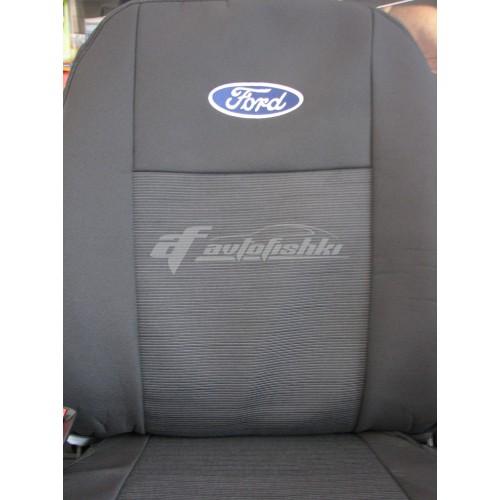 Чехлы на сиденья для Ford Focus III Hatchback с 2015 г