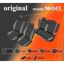 Чехлы на сиденья для Toyota Corolla с 2006-12 г