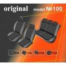 Чехлы на сиденья для Suzuki SX 4 hatch с 2006-12 г