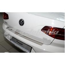 Накладка на бампер для VW Passat B8 sedan (4D) 2014-…