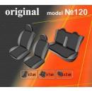 Чехлы на сиденья для Hyundai Sonata V (NF) цельная с 2004-09 г