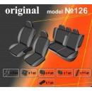 Чехлы на сиденья для Mitsubishi Pajero Vagon 2006 г (5 мест)