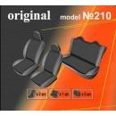 Чехлы на сиденья для Daewoo Matiz с 2000 г