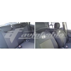 Чехлы на сиденья для Hyundai I30 CW / Wagon (универсал) 2008-2012 EMC Elegant