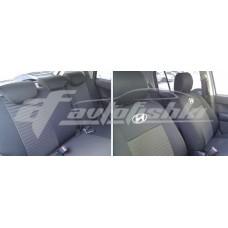 Чехлы на сиденья для Hyundai I 30 c 2012 г