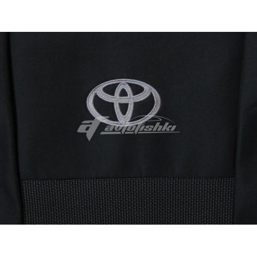 Чехлы на сиденья для Toyota Rav 4 с 2005-13 г