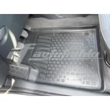 Коврики резиновые на Peugeot Partner origin (02-) тэп к-т