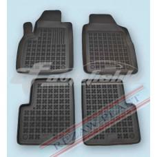 Коврики резиновые для Fiat 500 c 2007