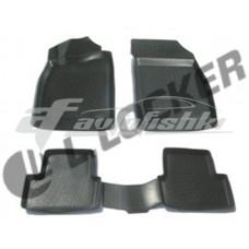 Резиновые коврики на Opel Astra J Sedan / Kombi 2010-... Lada Locker
