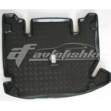 Коврик в багажник Renault Dacia Lodgy (7 мест) 2012-... Rezaw-Plast