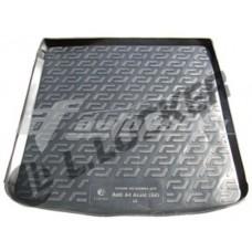 Коврик в багажник на Audi A4 Avant 2008-2015 L.Locker