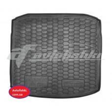 Коврик в багажник резиновый для AUDI A3 седан 2012-… Avto-Gumm