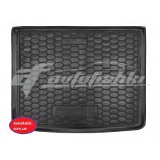 Резиновый коврик в багажник для Chevrolet Volt 2011-... Avto-Gumm