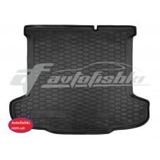 Резиновый коврик в багажник для Fiat Tipo Sedan (седан) 2016-... Avto-Gumm