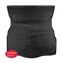 Коврик в багажник резиновый для FORD Mondeo лифтбэк 2015-… Avto-Gumm