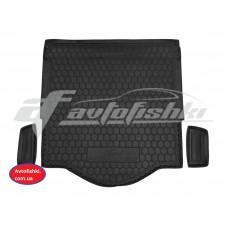 Резиновый коврик в багажник для Ford Mondeo V Turnier (универсал) 2015-... Avto-Gumm