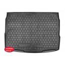 Коврик в багажник резиновый для NISSAN Qashqai 2014-2018 Avto-Gumm