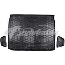 Резиновый коврик в багажник для Renault Kadjar 2015-... Avto-Gumm