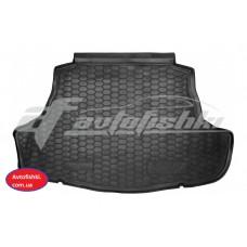 Коврик в багажник резиновый для TOYOTA Camry V70 2018-… Avto-Gumm