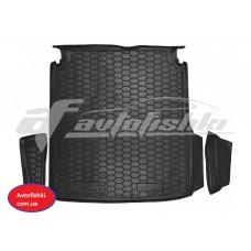 Коврик в багажник резиновый для TESLA Model S 2012-... Avto-Gumm