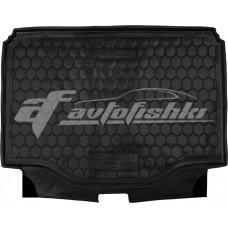 Резиновый коврик в багажник для Chevrolet Tracker / Trax 2013-... Avto-Gumm