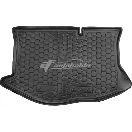 Коврик багажника FORD Fiesta 2011- Avto-Gumm