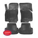 Коврики резиновые в салон AUDI A3 Sedan 2013-... Avto-Gumm