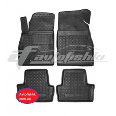 Резиновые коврики в салон для Chevrolet Volt 2011-2016 Avto-Gumm