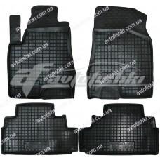 Резиновые коврики в салон для Lexus RX 400h 2003-2009 Avto-Gumm