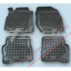 Коврики резиновые для Nissan Almera 2006-