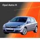 Чехлы на сиденья для Opel Astra H с 2004-09 г