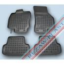 Коврики резиновые для AUDI A3 3D Hatchback 2012-... RezawPlast