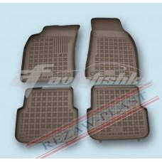 Коврики резиновые для Audi A6 Limuzyna/Sedan 2004 - 2011