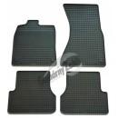 АУДИ А6/ А7 (C7) с 2011 к-кт 4шт. коврики резиновые черные