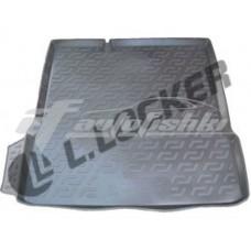 Коврик в багажник на Chevrolet Aveo II SD (12-)