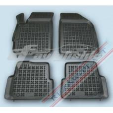 Коврики резиновые для Chevrolet Aveo IV c 2011