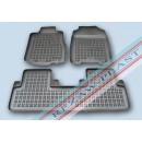 Коврики резиновые для Honda CRV c  2012