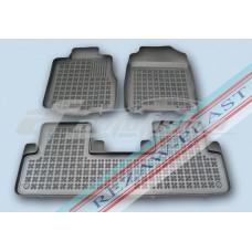 Коврики в салон резиновые для Honda CR-V IV 2012-2017 Rezaw-Plast