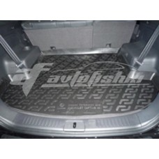 Коврик в багажник на Chevrolet Captiva (06-)