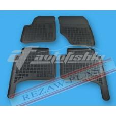 Коврики резиновые для Porsche Cayenne 2002-2010
