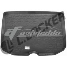 Коврик в багажник на Citroen C3 Picasso 2009-2017 Lada Locker