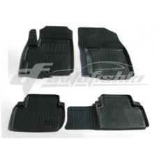 Резиновые коврики на Citroen C-Crosser 2007-2013 Lada Locker