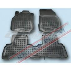 Коврики резиновые для Nissan Cube II c 2009