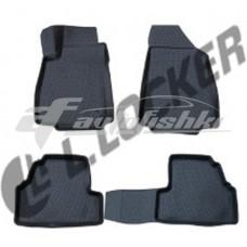 Резиновые 3D коврики на Chevrolet Tracker / Trax 2013-... Lada Locker