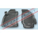Коврики резиновые для Fiat Doblo III c 2015- RezawPlast 2шт.